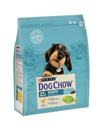 Dog Chow Puppy Small Breed...